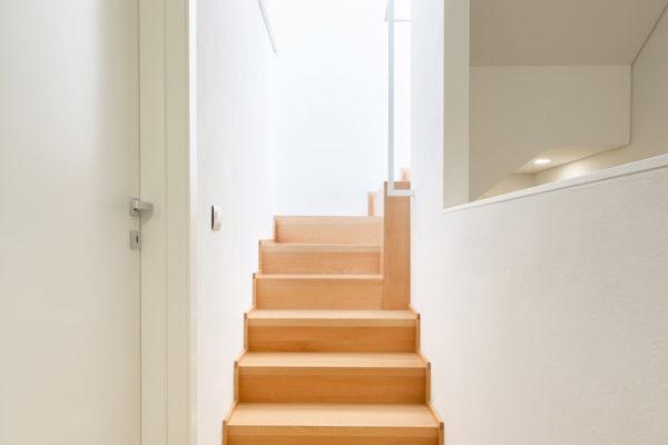 08 Corridoio Piano Primo E Nuova Scala