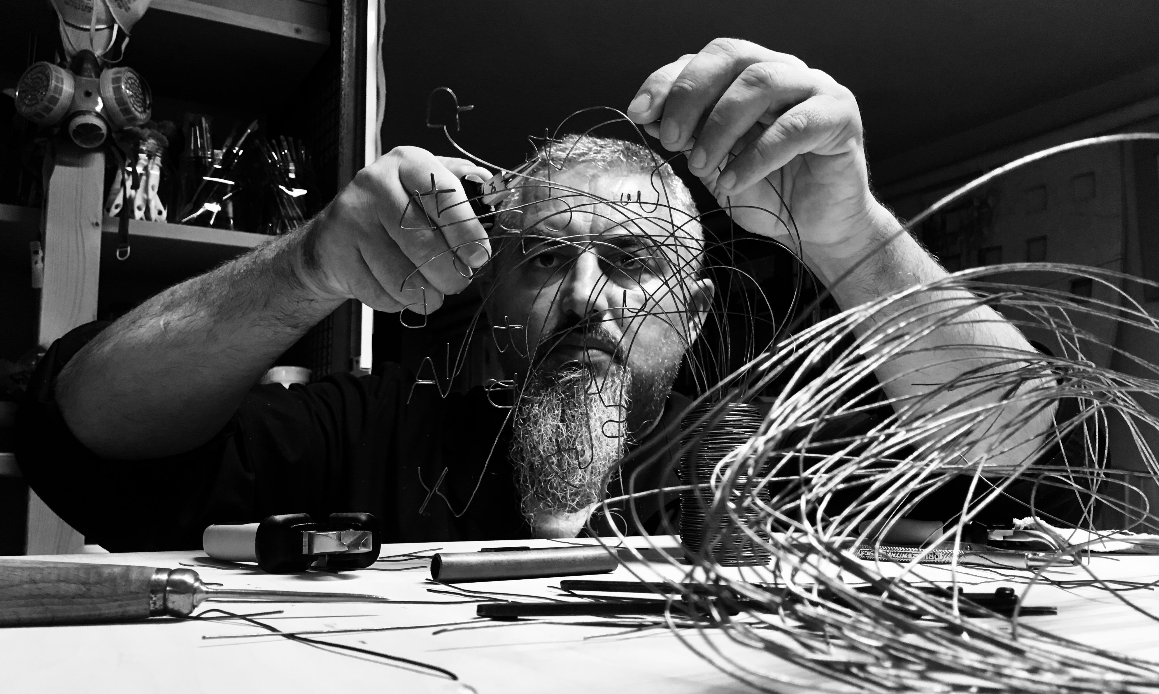 Rudy Pulcinelli scultore