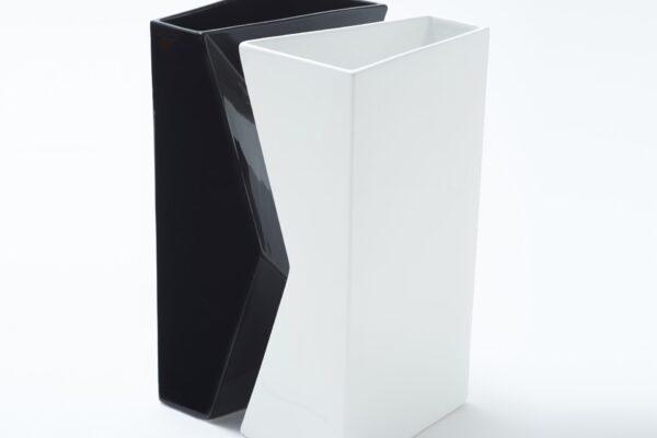vaso nero vista dall_alto
