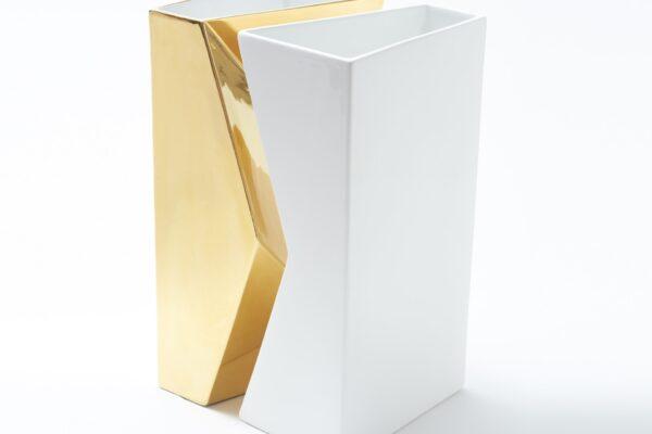 vaso oro vista dall_alto
