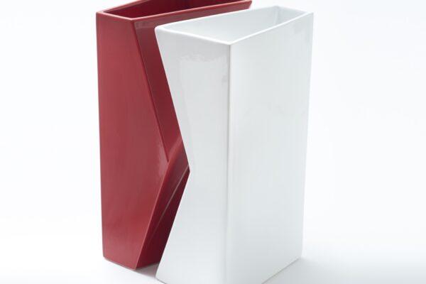 vaso rosso vista dall_alto